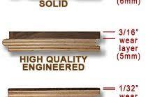manufactured wood flooring vs hardwood dasmu us
