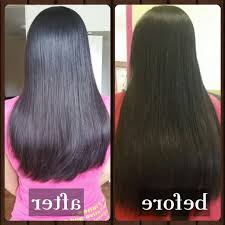 long v shaped hair popular long hairstyle idea