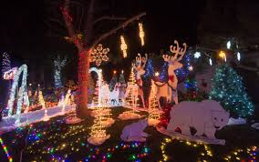 Christma Light 4 Light Displays In Around Redlands You Don T Want To