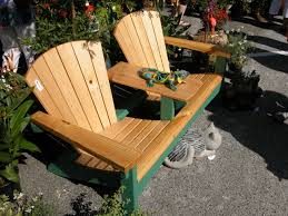 Wood Furniture Plans Pdf by Double Adirondack Chair Plans Wooden Pdf How To Build Wood Pallets