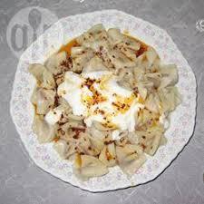 recette de cuisine turc recette manti raviolis turques toutes les recettes allrecipes