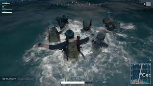 pubg player stats pubg player unknown s battlegrounds circle ends in the water youtube
