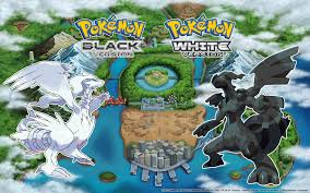 pokemon black and pokemon white pocketmonsters net