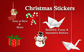 christmas stickers android apps on google play