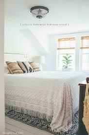 bohemian bedroom eclectic bohemian bedroom reveal