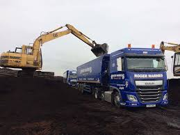 18 new daf trucks for roger warnes transport daf dealer network