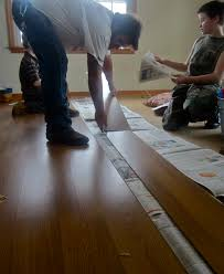 Cheapest Place For Laminate Flooring Cardboard Underlayment For Laminate Flooring Raising The Circus