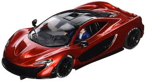 mclaren p1 custom paint job scalextric c3643 1 32 scale mclaren p1 slot car amazon co uk