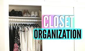 closet organization tips organize your closet for back to