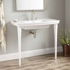Bathroom Sink Console by Olney Porcelain Console Sink Console Sinks Bathroom Sinks