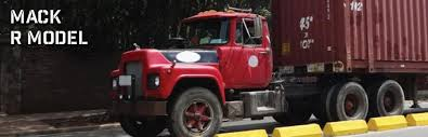 Semi Truck Interior Accessories Mack R Model 4 State Trucks