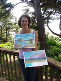 discover how easy how fun how creative watercolor painting is