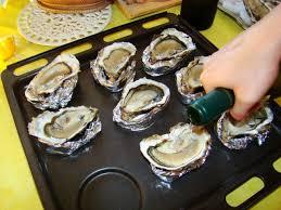 comment cuisiner des huitres faire cuire des huîtres truc la cachina