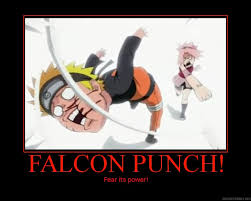 Falcon Punch Meme - falcon punch by balmung6 on deviantart