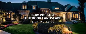 Low Voltage Landscaping Lights Low Voltage Outdoor Landscape Lighting Guide Lbc Lighting