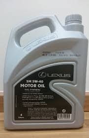 lexus parts online uae lexus sm 5w40 fully synthetic engine oil 4l u2013 kkb