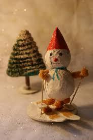 175 best vintage snowmen images on pinterest christmas snowman