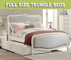 Childrens Trundle Beds Trundle Daybeds For Kids Kids Trundle Beds Ekidsrooms Com