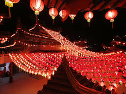 Chinese New Year Home Decor by New Year S The Chinese Home Nice Decor Chinese New Years For The The O