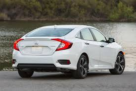 honda civic rear review 2016 honda civic ny daily
