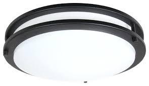 Ceiling Lights Home Depot Sophisticated Led Ceiling Lights Inch Black Led Ceiling