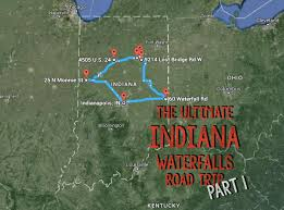 Indiana waterfalls images The ultimate northern indiana waterfalls road trip jpg