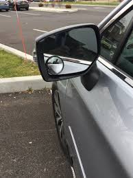 nissan rogue blind zone mirrors blind spot mirrors that look decent and work subaru outback