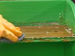 Removing Paint From Concrete Steps by How To Remove Paint With Chemical Strippers How Tos Diy