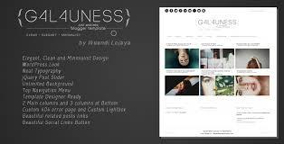 galauness free blogger template iksandi lojaya web design