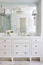 Vintage Bathroom Accessories Bathroom Cabinets Crystal Bathroom Mirror Calacatta Marble