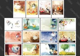 wholesale greeting cards free shipping girl 3d greeting cards envelopes