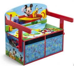 bureau mickey mickey mouse bank en bureau 2 in 1