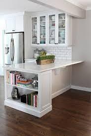 Small U Shaped Kitchen With Island Terrific L Shaped Kitchen Island Image With Apartment Kitchen