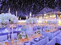 Decoration For Wedding Celebrity Wedding Decorations Ideas 7528
