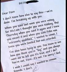 18 breakup letters that will make you happy to be single