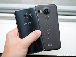 galaxy s7 edge target black friday samsung galaxy s7 versus nexus 5x same size different audiences