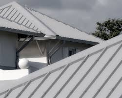 Insulation Blanket Under Metal Roof by Steel Roofing Standing Seam Metal Roof St Louis Mo