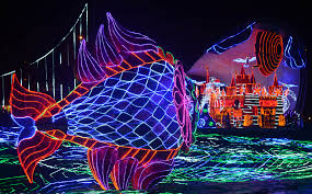 Christmas Lights Festival by Medellin Now Known For Holiday Glitz Glow Not Drugs The Japan