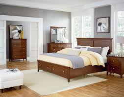 Bed Frames Tampa by Casual King Bed With Storage Footboard By Standard Furniture