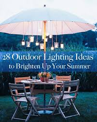 outside lights without electricity 28 outdoor lighting diys to brighten up your summer