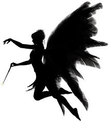 free silhouette images angel woman wing free image on pixabay