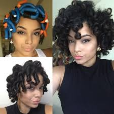 black rod hairstyles for 2015 flexi rod set on natural hair feat dr miracle s my treasure