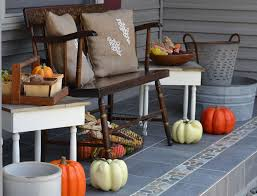 Front Porch Fall Decorating Ideas - 15 cheap and cute fall front porch decorating ideas