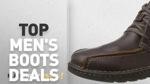 black friday men u0027s boots deals clarks men u0027s vanek rise boots