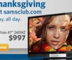 Sams Club Thanksgiving Club Thanksgiving Day Online Sales Event Underway