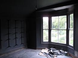 Black Painted Walls Bedroom Bedroom All Black Bedroom On Bedroom 47 Park Avenue All Black 25