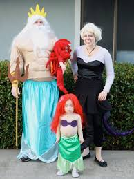 Mermaid Costume Halloween 17 Scary Good Group Costume Ideas Families Friends Group