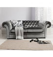 grey velvet chesterfield sofa uk memsaheb net
