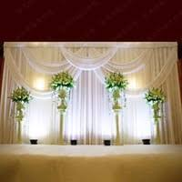 cheap wedding stage decoration materials free shipping wedding