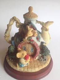 ornamental teapot figurine mouse mice used ebay all sold items